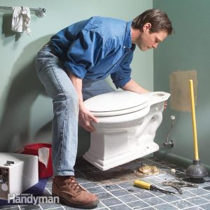 How to Repair a Leaking Toilet