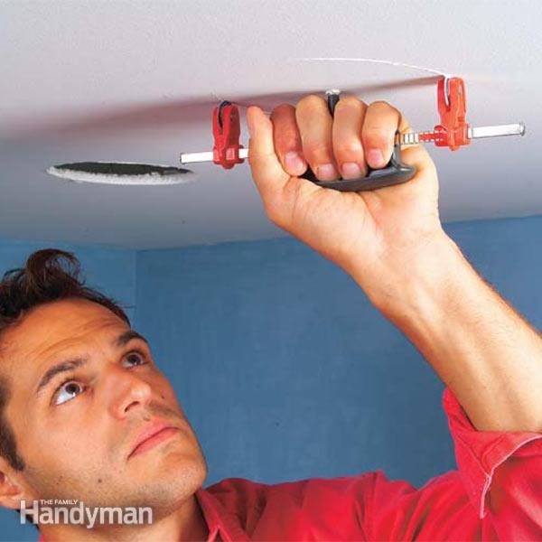 How To Use A Drywall Circle Cutter