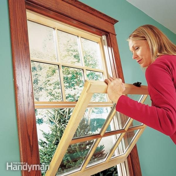 All Wood Windows : How to install a window the family handyman