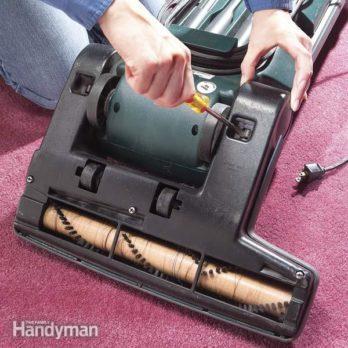 Replace a Vacuum Belt