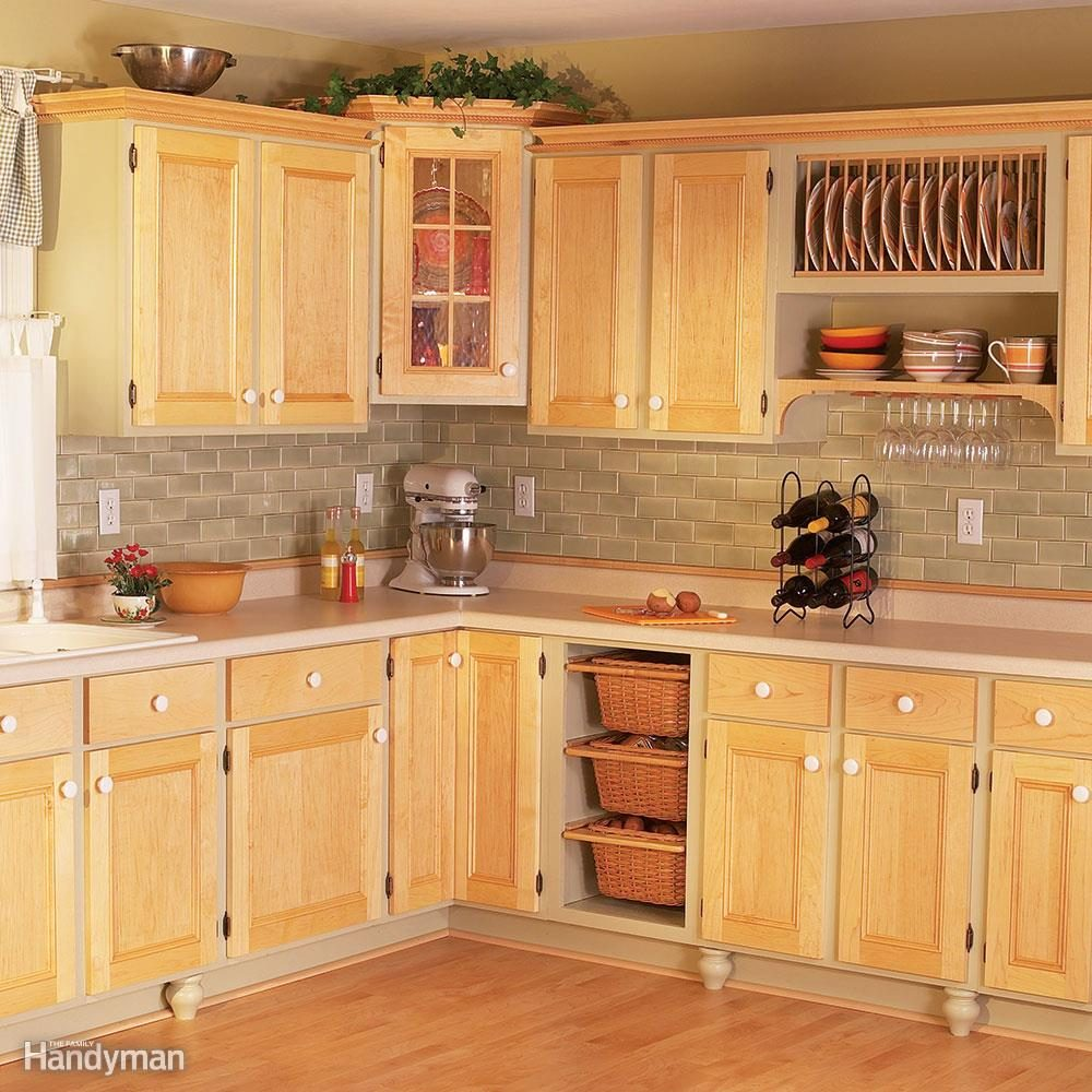 Revamp Kitchen Cabinets