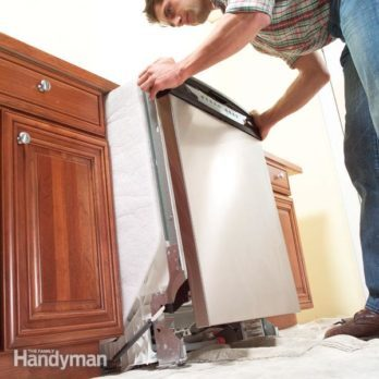 How to Replace a Dishwasher in 4 Easy Steps