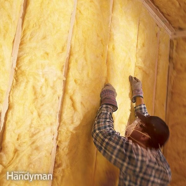 How to install fiberglass batt insulation family handyman youve only got one chance to do it right heres how solutioingenieria Images