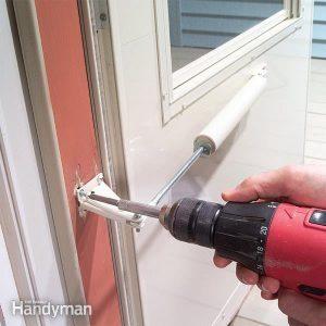 Fix a Storm Door Closer
