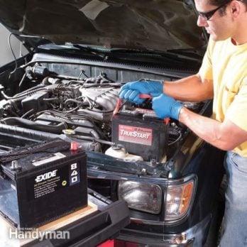 Car Battery Care