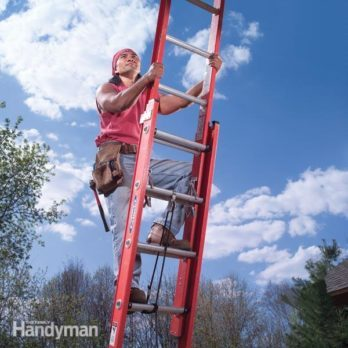 Tips and Techniques for Safe Extension Ladder Setup and Use