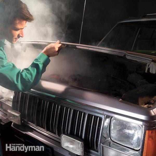 How To Repair A Car Heater Hose The Family Handyman
