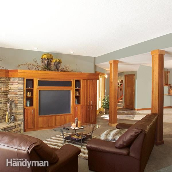 How to Finish a Basement: Framing and Insulating