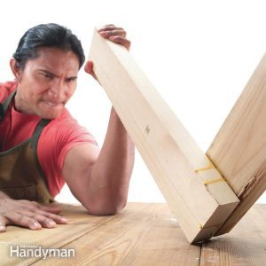 Repairing Wood: How to Make Strong Glue Joints in Wood