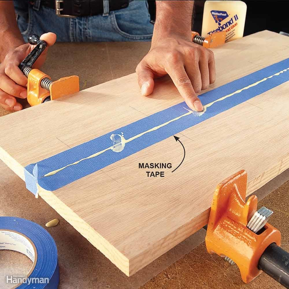 How to Glue Wood
