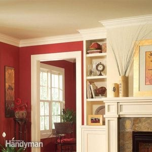 Crown Molding Cutting and Installation