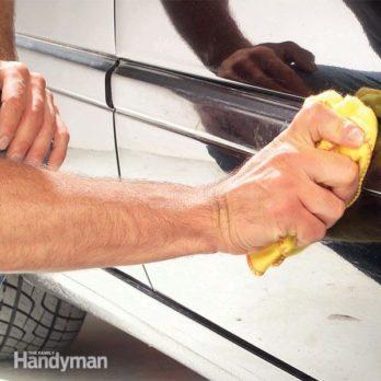 Auto Body Side Molding Fix