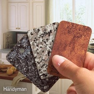 How to Select Laminate Countertops