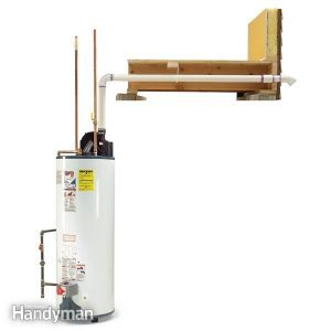 How to Install a Power-Vented Water Heater