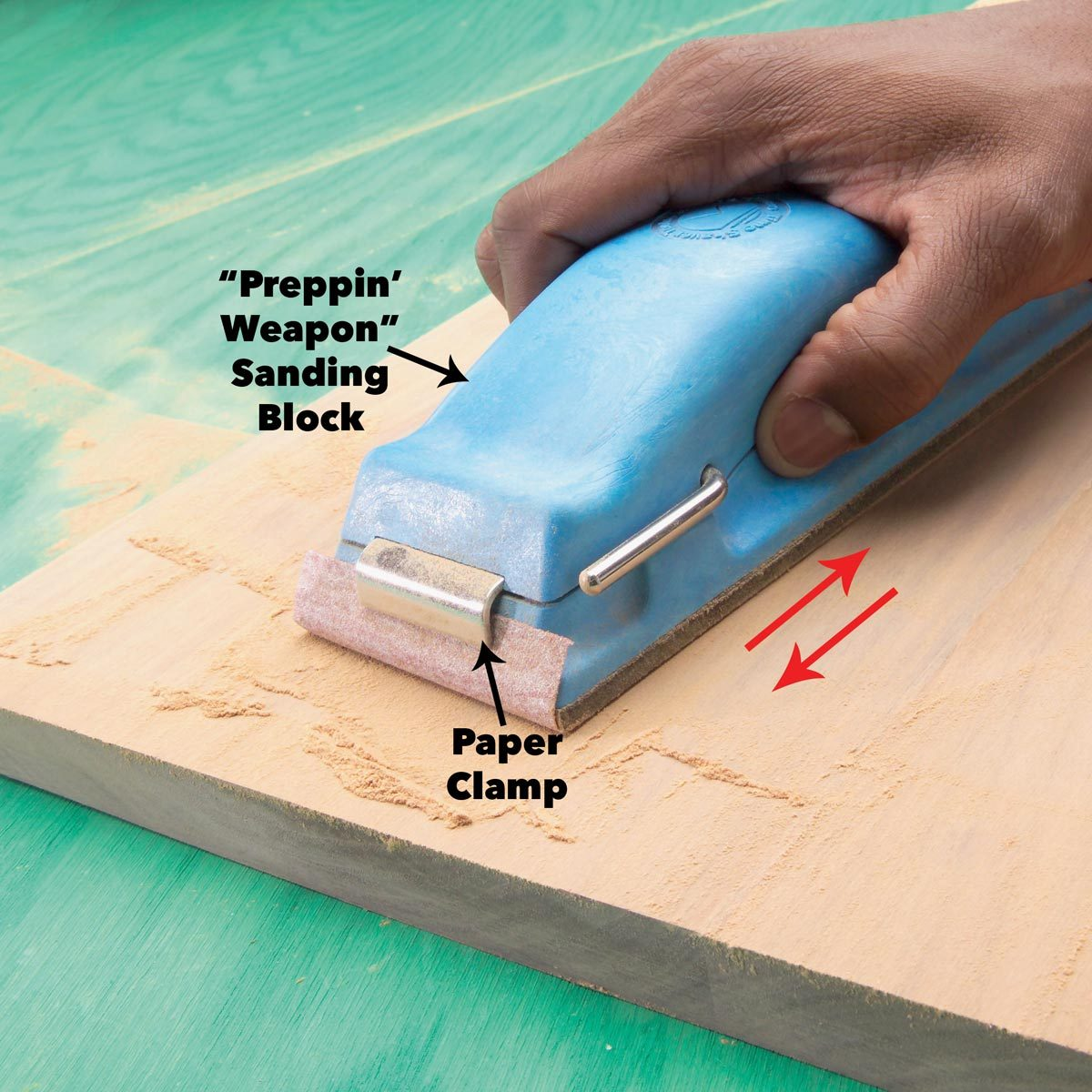 7 pro-approved tips for how to sand woodworkhand