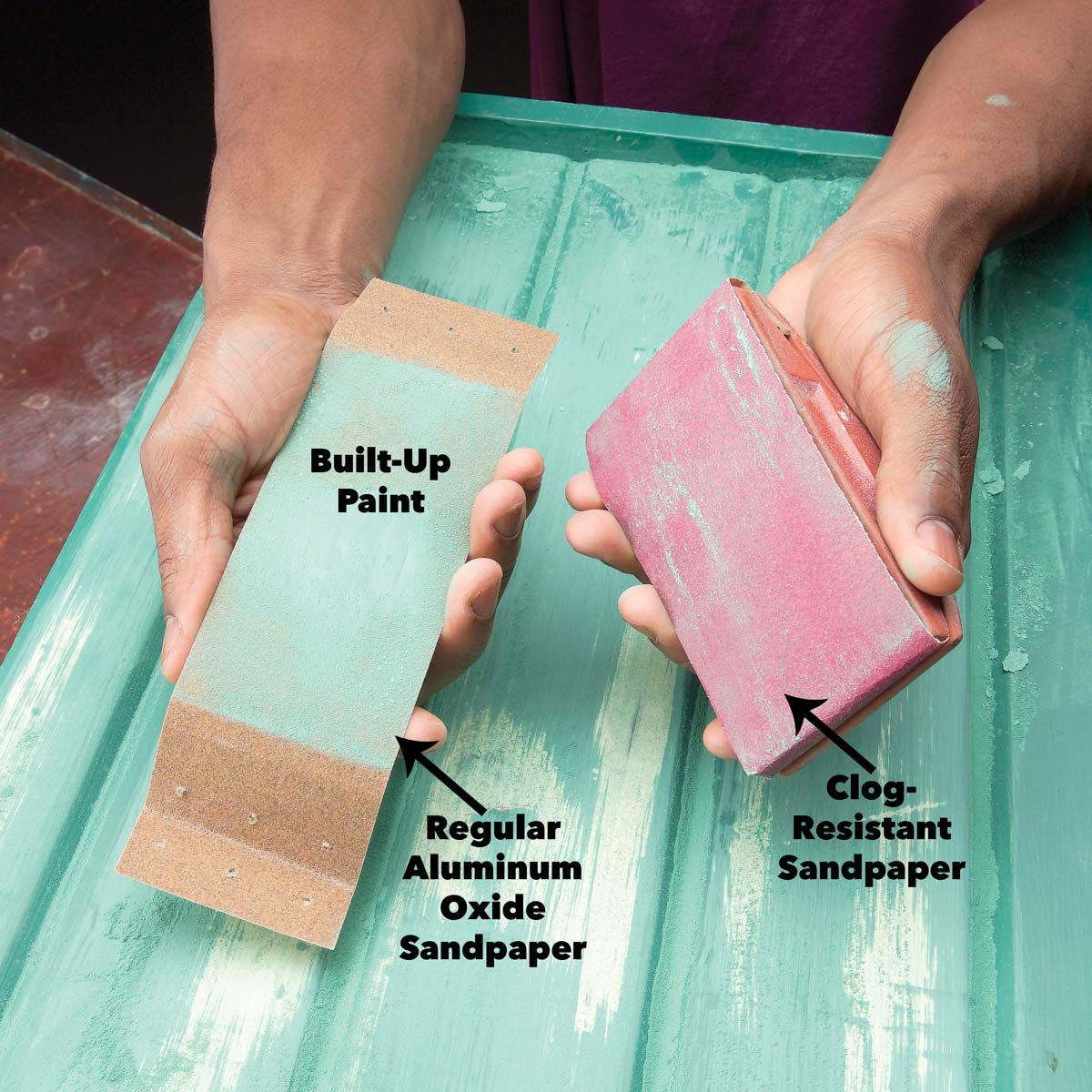 7 Pro Roved Tips For How To Sand Woodwork By Hand Family Handyman