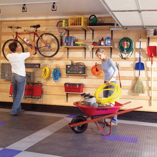 Garage Storage Systems cleats