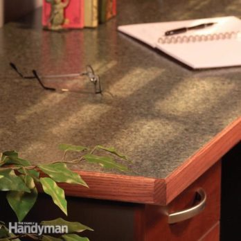 How to Select Laminate Countertops — The Family Handyman