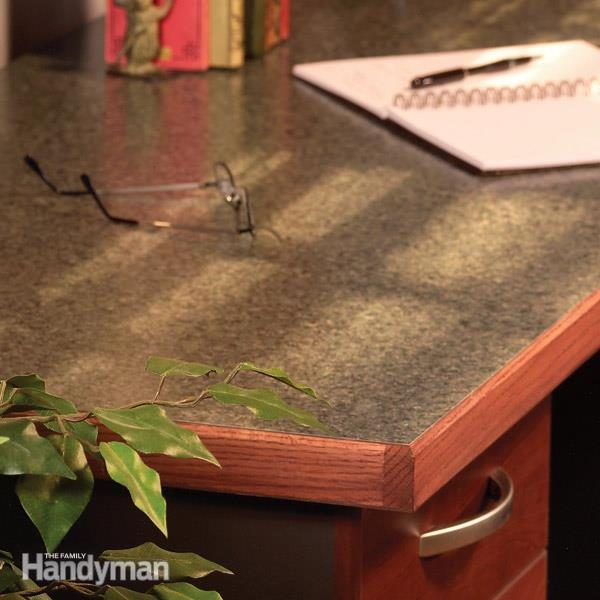Make A Super Solid Top For A Desk In One Day