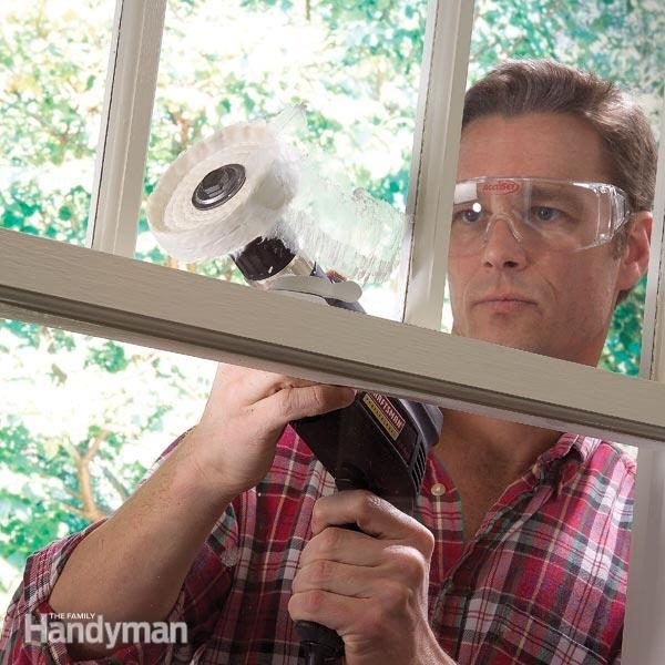 How To Clean Glass Windows And Doors The Family Handyman