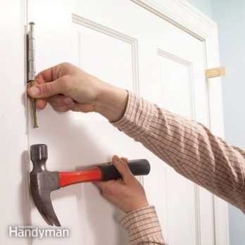 How to Stop a Door From Swinging Open