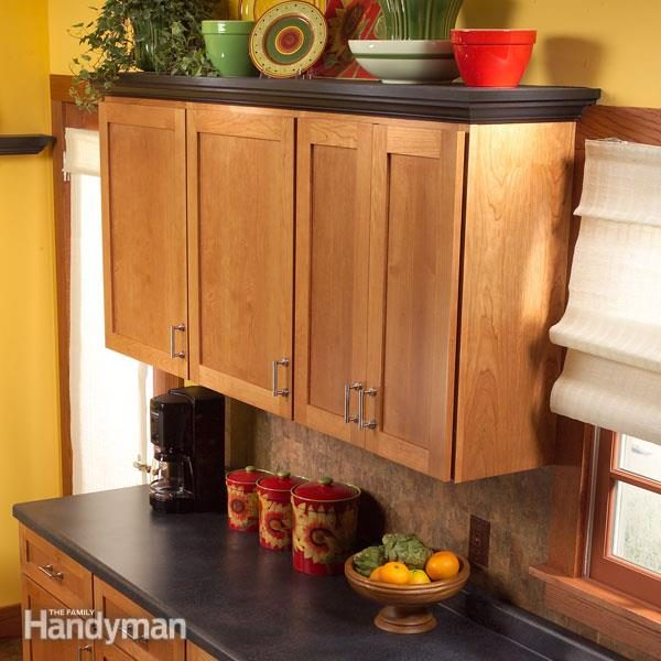 Make Every Inch Count With An Easy To Clean Upper Cabinet Shelf