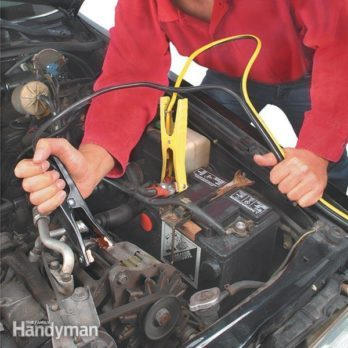 How to Jump Start a Car Safely