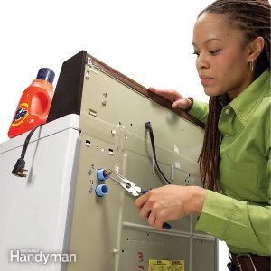 How to Clean a Washing Machine Inlet Screen