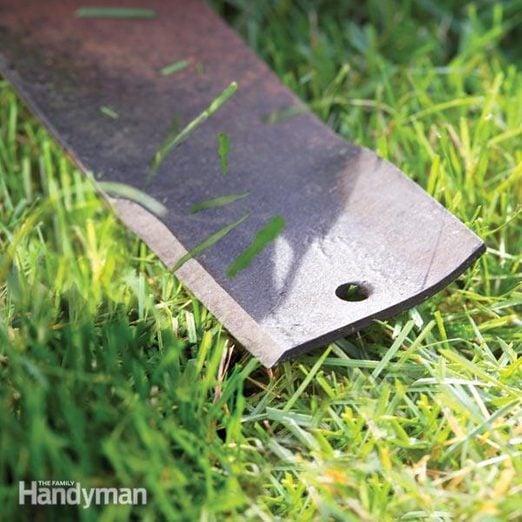 lawn mower blade sharpening mower blade sharpener how to sharpen mower blades
