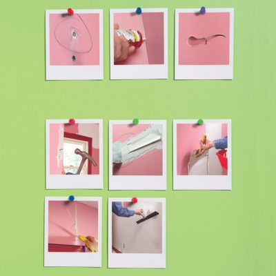 Prepare Interior Walls for Painting common drywall flaws