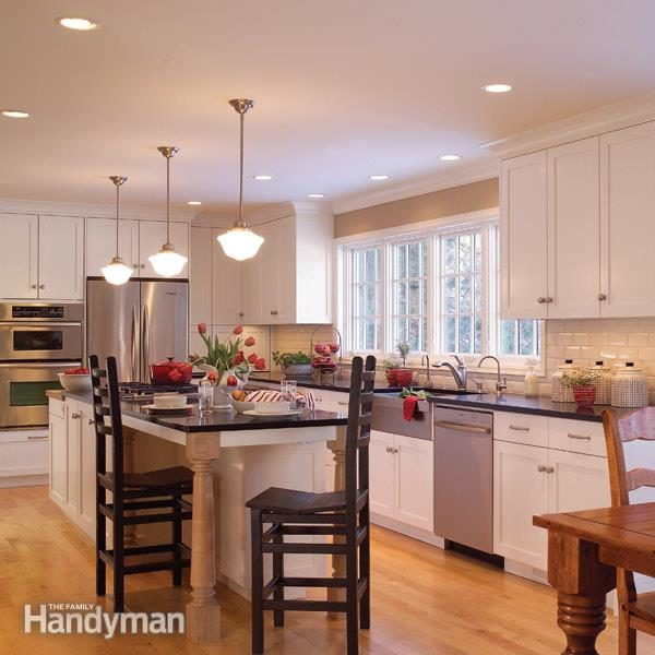 Cabinets For Kitchens Design Ideas. Remodel Your Kitchen for Maximum Storage and Light Design Ideas  The Family Handyman