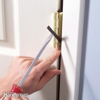 Interior Door Repair: Interior Doors That Won't Stay Closed