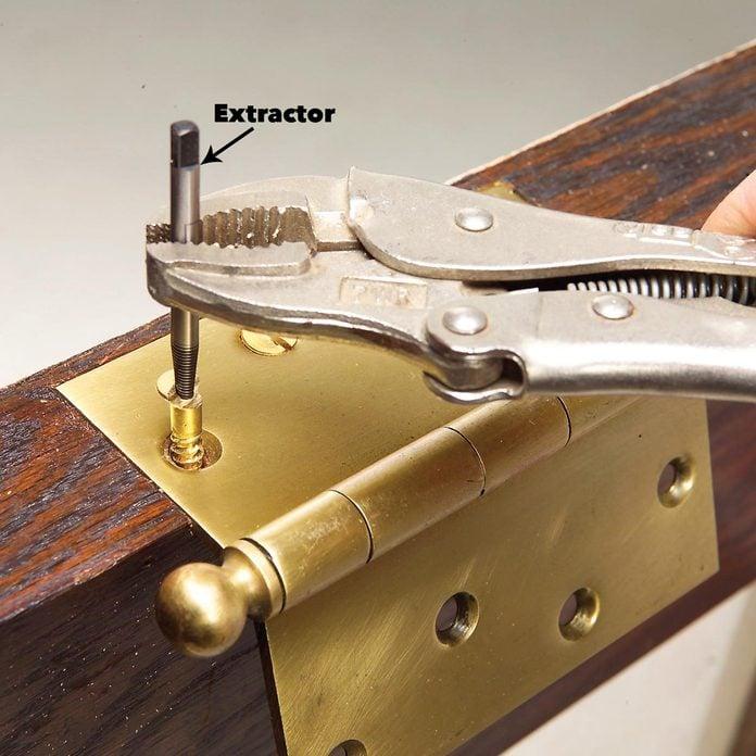 extractor to remove broken screw