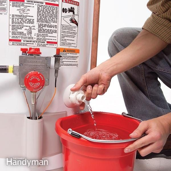 Water Heater Maintenance: Extend Water Heater Life