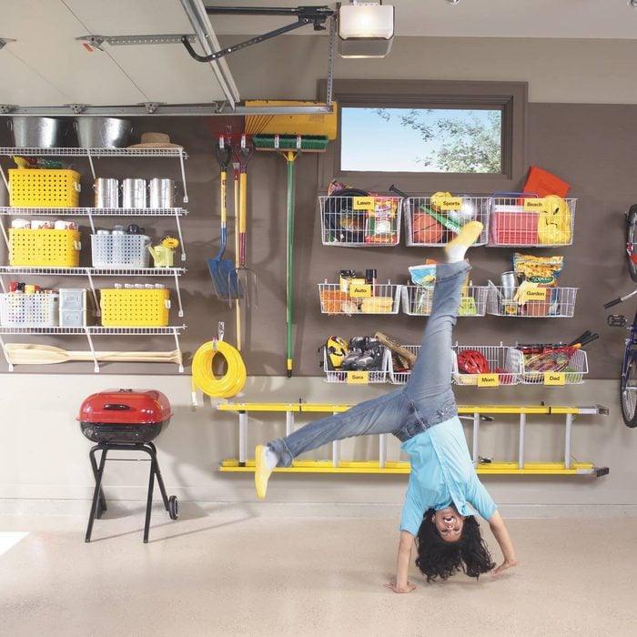 Small Garage Storage Ideas You Can Diy, Organizing Your Garage On A Budget