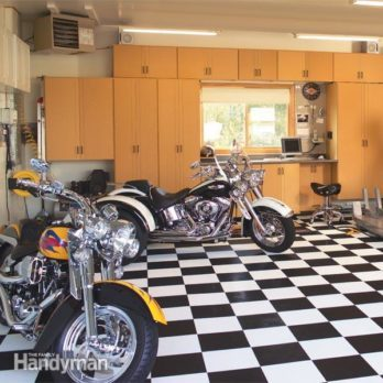 A Dream Motorcycle Workshop