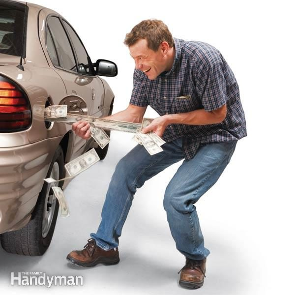 save money on gas tips for better gas mileage fuel economy the