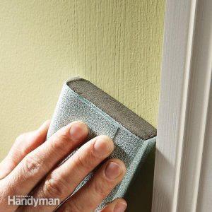 Eliminate Paint Brush Marks
