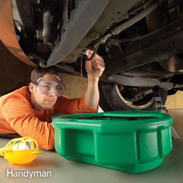 How To Change Coolant The Family Handyman
