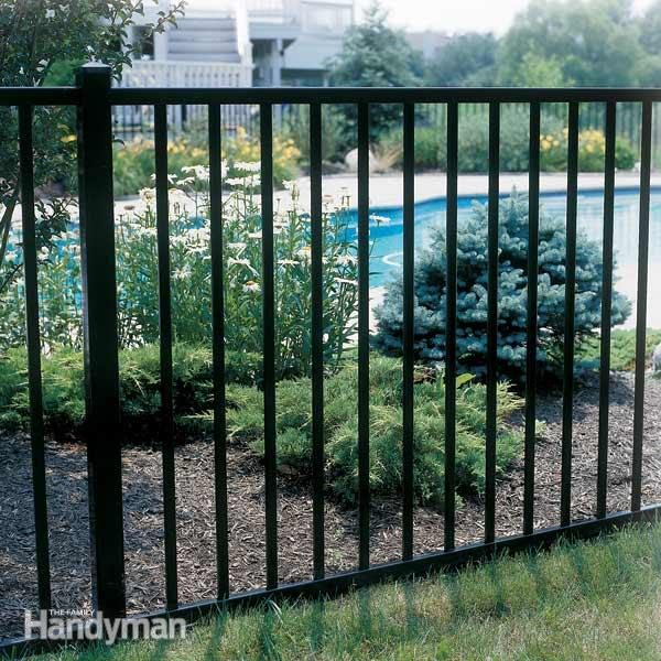 Maintenance Free Fencing The Family Handyman