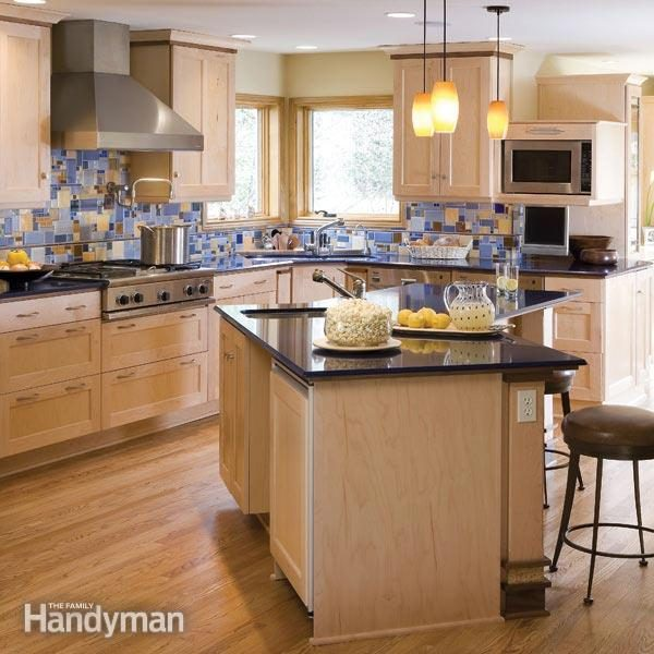 Kitchen Remodeling Ideas and Tips | Family Handyman