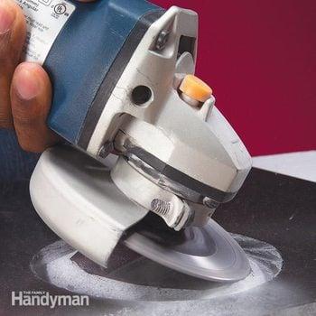 how to cut ceramic tile