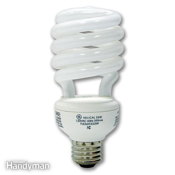 CFL Bulbs: Here\'s What You Need to Know | The Family Handyman