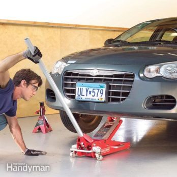 Car Repair: How to Jack Up a Car Safely