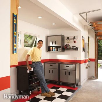 how to build a bump out garage addition