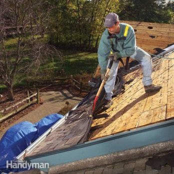 Roof Removal: How To Tear Off Roof Shingles