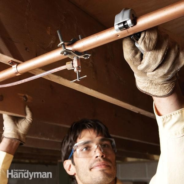 Upgrade Your Ice Maker Supply Line Family Handyman