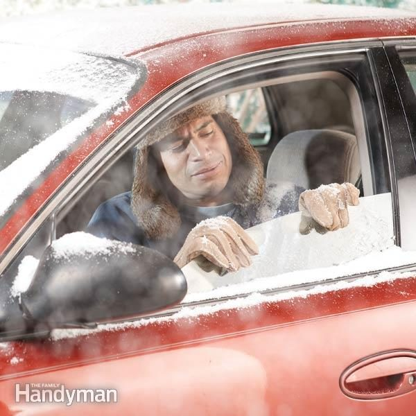Car Window Repair In 4 Easy Steps The Family Handyman