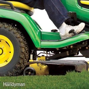 Lawn Tractor Maintenance Tips