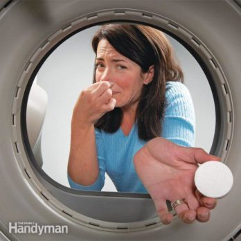 Fix a Smelly Washing Machine
